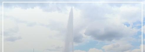 Le célèbre «jet d'eau» de Genève réactivé pour la première fois depuis le 20 mars