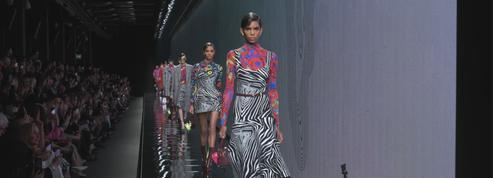 Défilé Versace automne-hiver 2020-2021