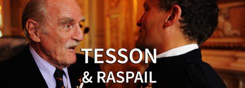 Sylvain Tesson: «Ce que je dois à Jean Raspail»