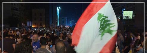 Liban: des manifestants prennent la rue après une dégringolade monétaire