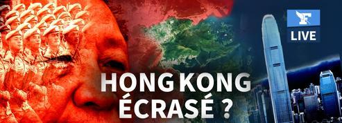 La Chine va t-elle écraser Hongkong?