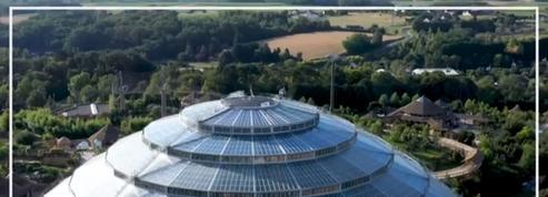 Le Zoo de Beauval inaugure un gigantesque dôme équatorial