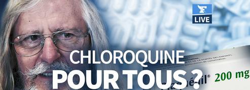 Chloroquine: où en sont les essais cliniques ?
