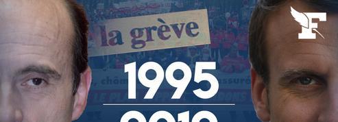 Grèves de 1995 : ce qui s'était passé à l'époque