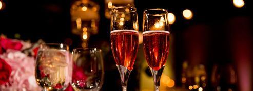 Champagne : la sélection des cuvées rosés