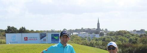 «Mon premier Open de Bretagne, avec Mélodie»