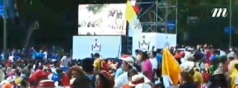 JMJ 2011 - Etre jeune et catholique aujourd'hui