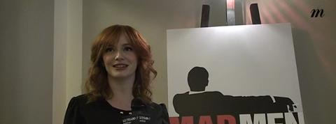 Interview de Christina Hendricks, la bombe de