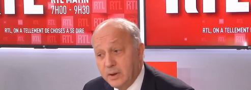 Climat: «L'application de l'accord de Paris ne va pas du tout», estime Fabius