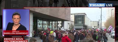 Édition spéciale du 10 décembre: nouvelle journée de manifestation