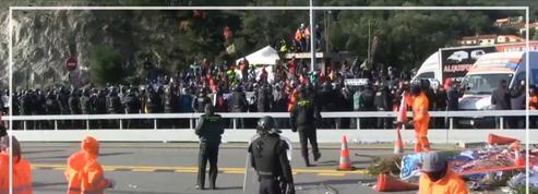 Autoroute A9 France-Espagne bloquée : les séparatistes catalans délogés