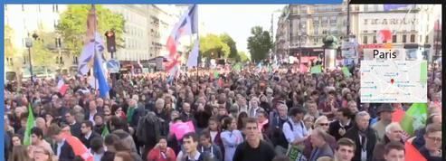 REPLAY - Les opposants à la «PMA sans père» ont manifesté à Paris