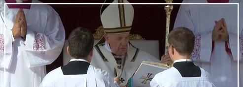 Le pape François a canonisé cinq nouveaux saints