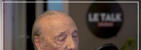 Talk Décideurs • Jacques Séguéla: «J'ai fixé l'âge de ma retraite à 100 ans»