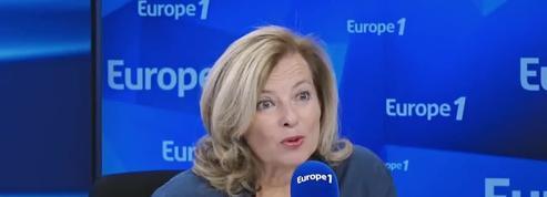 «On a une espèce de complicité», affirme Valérie Trierweiler à propos de Carla Bruni