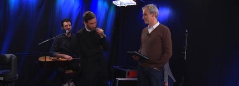 Alex Beaupin est l'invité de Figaro Live Musique