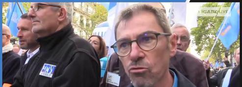 «Marche de la colère» : «Les policiers ont besoin de considération»