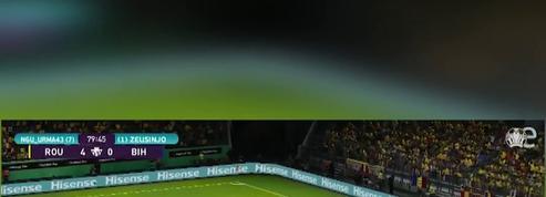 Euro 2020 virtuel - Le sublime coup franc de Pjanic avec la Bosnie