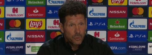 8es - Simeone : ''Le Liverpool de Klopp va rester dans l'histoire''