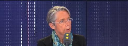 Grève: un coût de «20 millions d'euros par jour» pour la SNCF, indique Elisabeth Borne