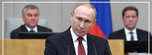 Russie: Poutine envisage de se représenter aux élections présidentielles en 2024