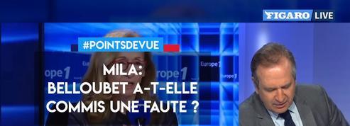 Mila: Belloubet a-t-elle commis une faute?