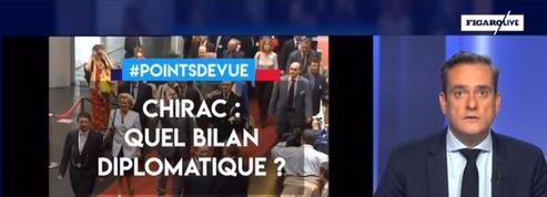Chirac : quel bilan diplomatique ?