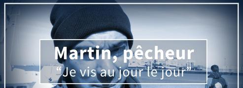 Martin, marin pêcheur à Calais: «Je vis au jour le jour»
