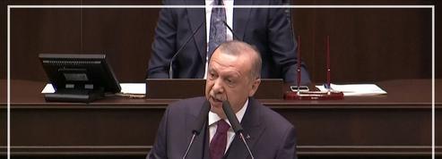 Génocide arménien: la reconnaissance des États-Unis n'a «aucune valeur» selon Erdogan