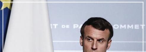 Sahel: Macron annonce l'envoi de 200 militaires français supplémentaires
