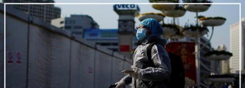 Coronavirus: nouveau bilan des autorités, la Chine recense plus de 1.600 décès