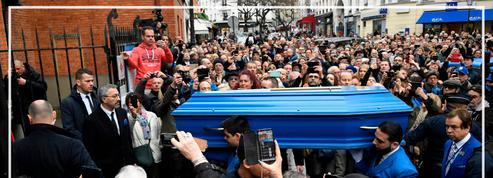 À Montmartre, célébrités et anonymes ont dit adieu à Michou