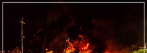 Marseille : un violent incendie détruit 40 bateaux
