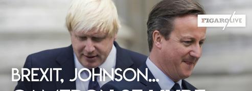 Brexit : les vrais faux remords de David Cameron dans ses Mémoires