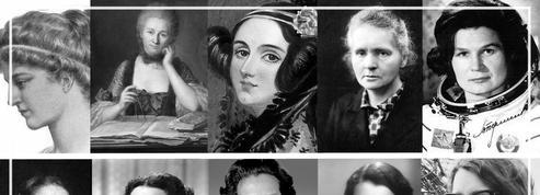 Ces 10 femmes qui ont marqué la science