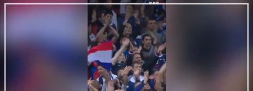 «Vous allez gagner le match contre le virus»: les Bleus encouragent et remercient les soignants