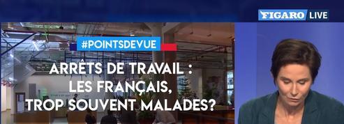 Arrêts maladie : les Français sont-ils trop souvent malades ?