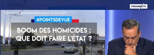 Boom des homicides : que doit faire l'Etat ?