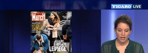 Interpellation de Pavlenski: êtes-vous choqué par la une de Paris Match?