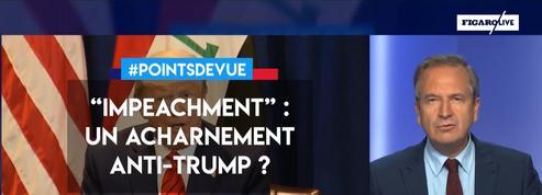"""""""Impeachment"""" : un acharnement anti-Trump ?"""