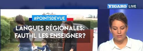 Langues régionales: faut-il les enseigner ?
