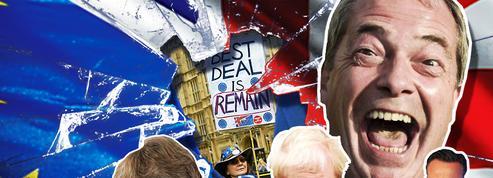 De Cameron à Johnson...le résumé de trois ans et demi d'impasse autour du Brexit