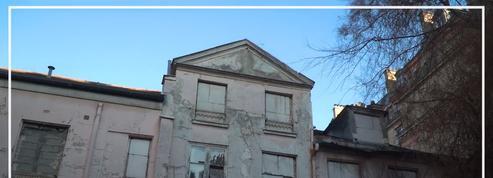 Une «maison de campagne» en plein cœur de Paris
