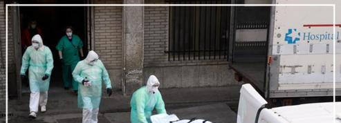 Coronavirus: défaillances matérielles, morts… un infirmier raconte l'épidémie en Espagne