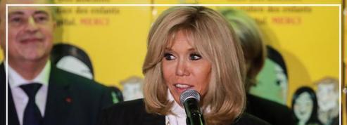 «Pièces jaunes»: Brigitte Macron a lancé la 31e collecte