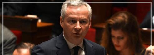 Taxes américaines: des mesures «inacceptables» pour Bruno Le Maire