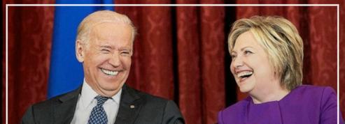 Présidentielle américaine: Hillary Clinton apporte son soutien à Joe Biden