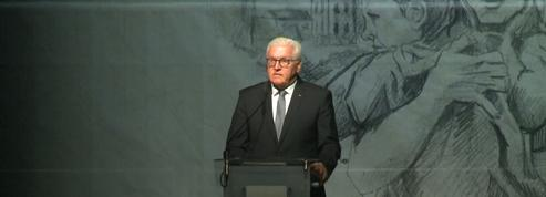 80 ans après le début de la guerre, le président allemand «demande pardon»