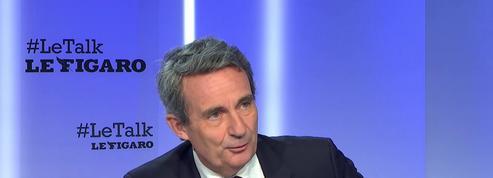 Jean-Christophe Fromantin: «Je redoute la panique du gouvernement»