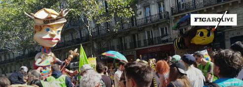 La marche pour le climat du 21 septembre 2019 à découvrir en replay